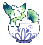 Teacup Fox by twood5