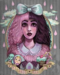 Melanie Martinez by INTERNETTprincess