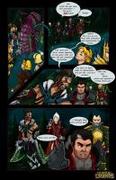 LoL Comic Contest Entry by Dargonite
