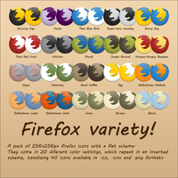 Variety - A firefox icon pack by Berstarke