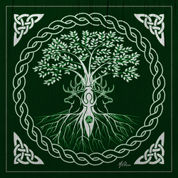 The Tree by The-Pagan-Gallery
