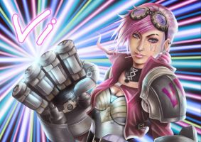 VI - Charge by nottg10956
