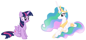 Spending quality time with Celestia by Clockwork2