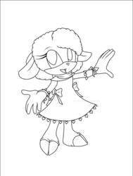 Tanya the Sheep: Lines by Lady-Zelda-of-Hyrule