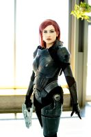 Female Shepard Stage Select 2015 #01 by Lightning--Baron