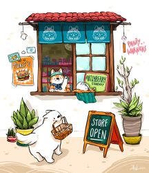 Store Opens! by limzhilin