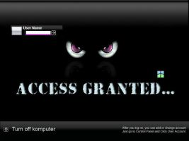 Access Granted V1.0 by REMOLACIO
