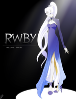 Volume 4 Weiss by XLinnetX