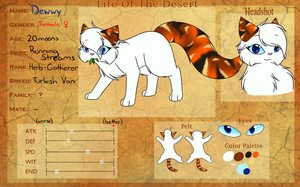 Life-of-the-Desert - Dewwy - Application by CuteFlare