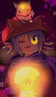 OneShot Niko and Rue by TheCreativeVibes