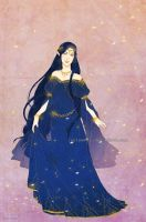 Commission: Luthien Tinuviel by Luciana-Lu