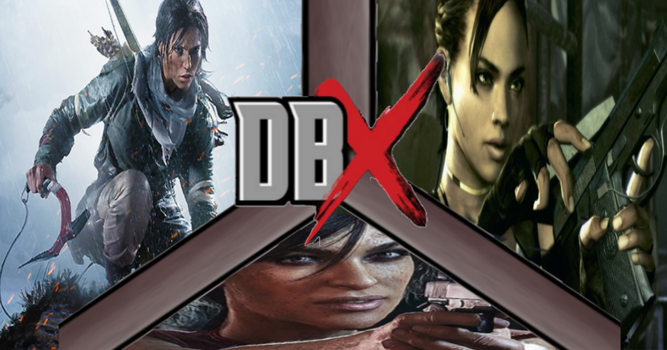 DBX: Clash of the Tomb Raiders by Arkham500