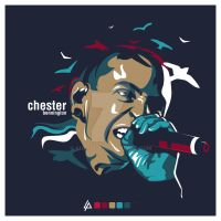 Chester Bennington by aHafizhi