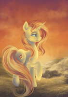 Sunset by Katyand