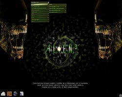 Alien3 by jtfolden