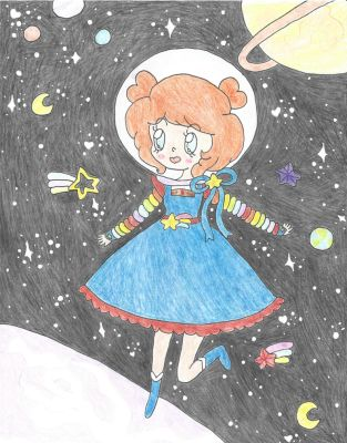 Charlie in Space by ambidextrious-witch