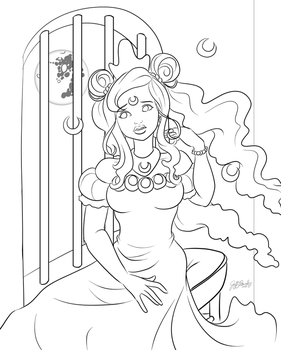 Moon Princess Mashup by Miserie