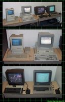 Home Computers OLD SCHOOL. by Atariboy2600
