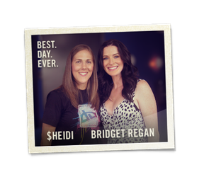 $Heidi and Bridget Regan by Heidi
