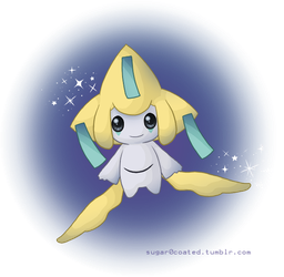 Jirachi by sugar0coated