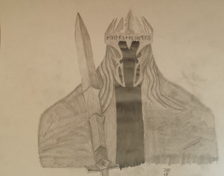 witchking of angmar by FFF13