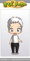 ChibiMaker me by tucker5252