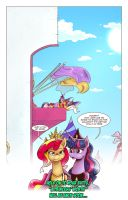 Princess' Worth coming back soon by saturdaymorningproj