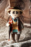 The Seventh Doctor by Monicmon