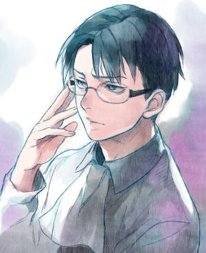 AU] - Rivaille/Levi x Reader by DJ-Aoko on DeviantArt