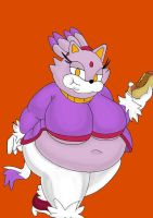 Blaze the fat by AkJonson