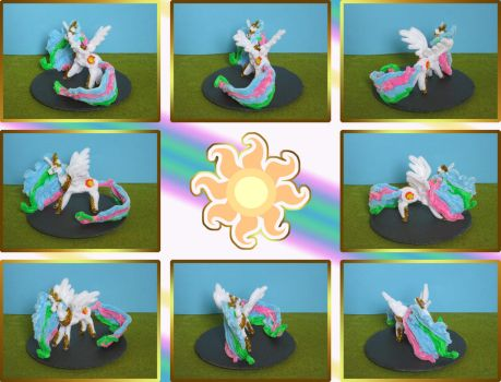 Pipe Cleaner Celestia Collage by Malte279