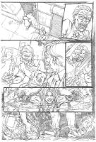 Bloodrayne page 1 by Danielleister