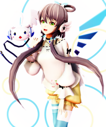 ~Luo Tianyi~ by Pokeluver223
