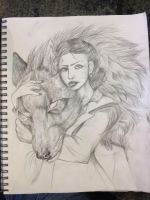 To trust in the tameness of a wolf by savannahrcb
