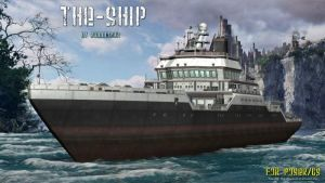 The Ship, by Summoner by FantasiesRealmMarket