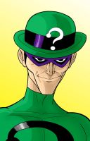 The Riddler by Thuddleston