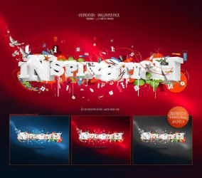 Inspiration Wallpaper Pack by szc