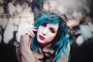 Winter Queen by Alessia-Izzo