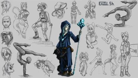 Compo 09 by Enitil