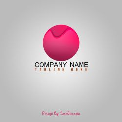 Creative Logo Design PSD FREE Downloads by ROSEWALLPAPERS