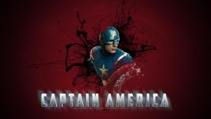 Captain America Wallpaper by viork