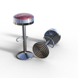 Barstool by Doing-it-in-3d