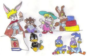 Baby Loonatics Unleashed by KessieLou