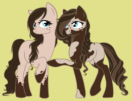 Cookie and Cupcake Crumbs by BlueAmaryllis
