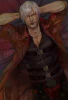 Devil May Cry 4 - Dante by WinglyC