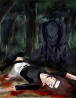 Obito and Rin: It's already late... by Lesya7