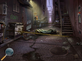 Hidden Things 2: Crime Scene by OliverInk