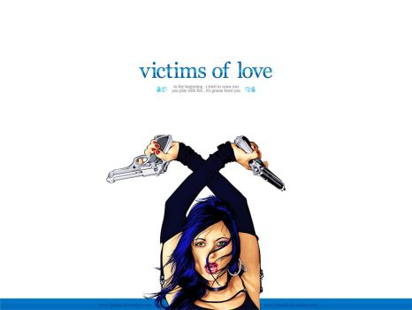 Victims of Love by lahandi