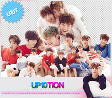 Up10tion-thestar-renderpack by Charley1990B