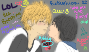 Kiss me NOW, Roxas! V1 (preview) by Avidityy